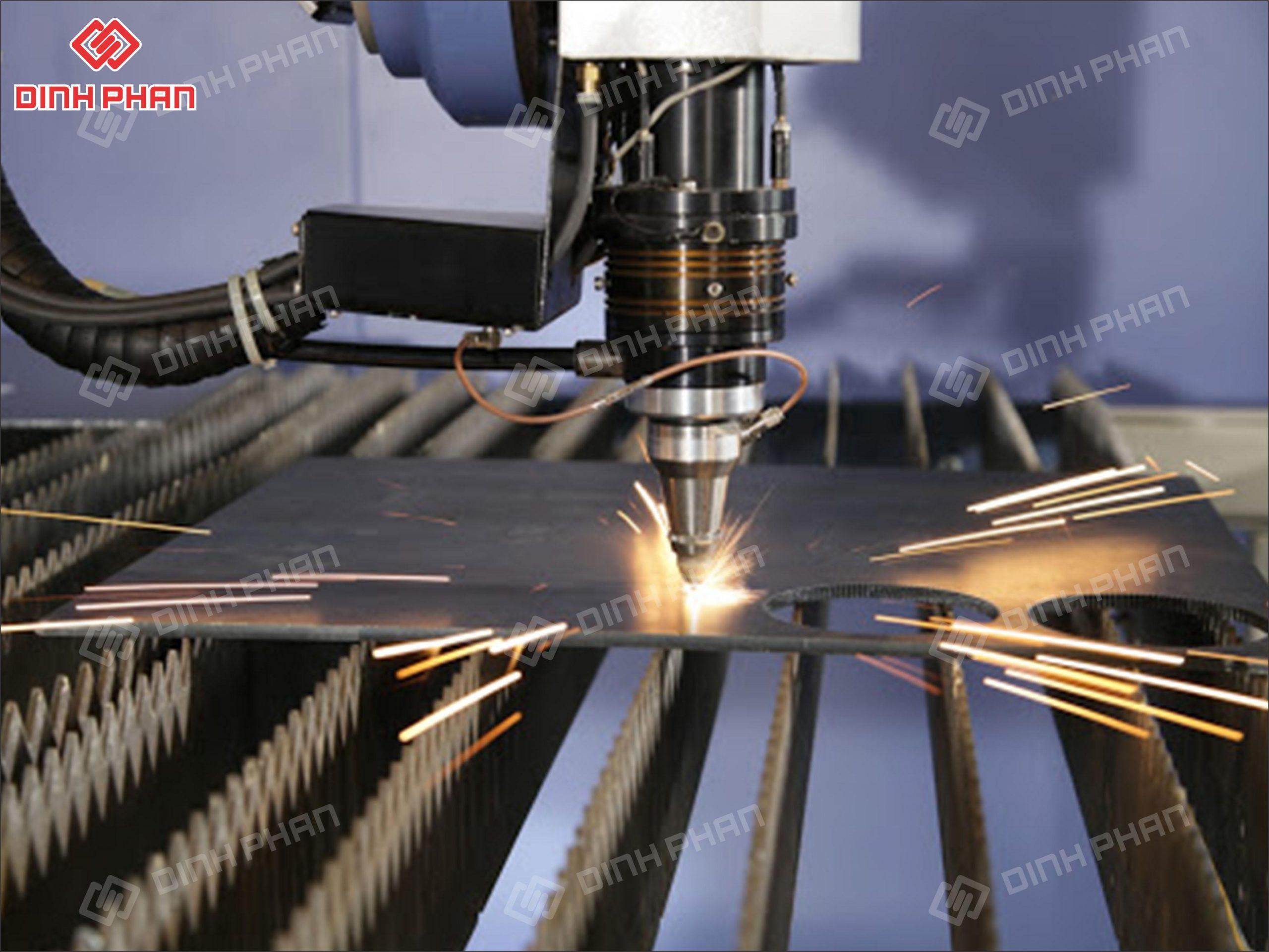 gia công cắt laser inox