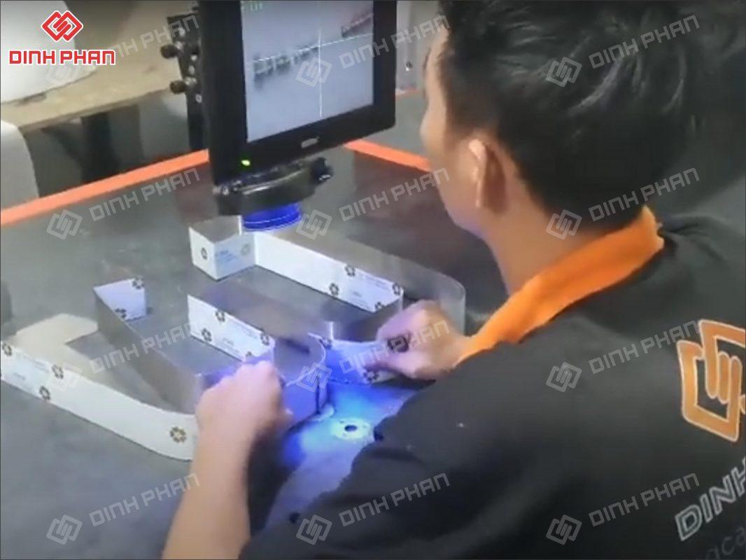 video hàn laser inox
