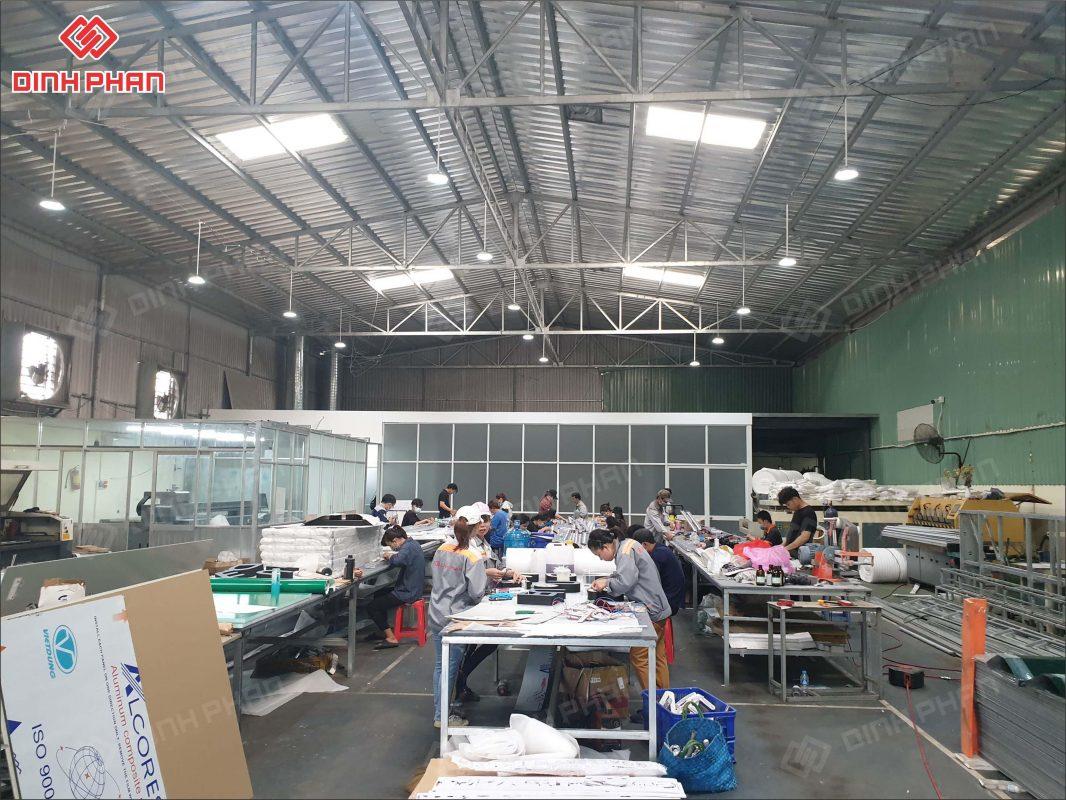 công ty quảng cáo Đinh Phan - làm bảng hiệu quảng cáo