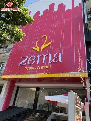 làm bảng hiệu quận thủ đức tp thủ đức - bảng hiệu spa zema