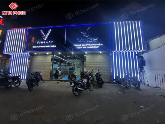 bảng hiệu xe máy điện vin3s